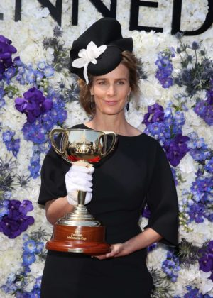 Rachel Griffiths - Derby Day in Melbourne