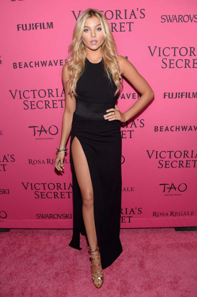 Rachel Hilbert – 2015 Victoria's Secret Fashion Show After Party in NYC