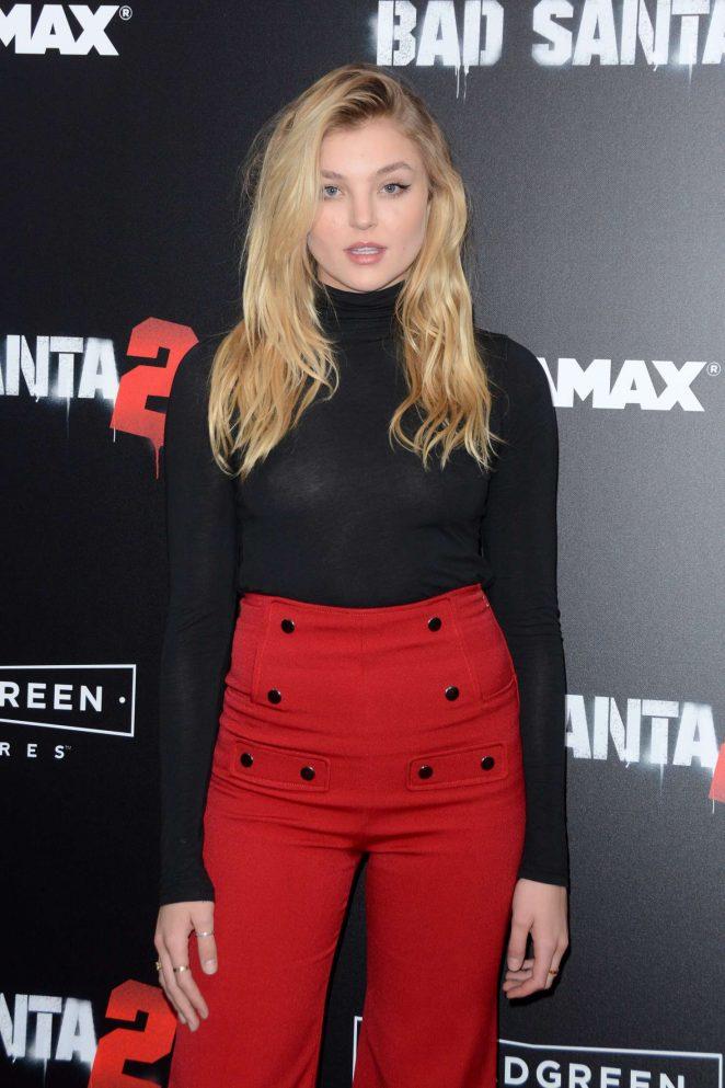 Rachel Hilbert - 'Bad Santa 2' Premiere in New York