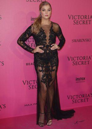 Rachel Hilbert - Victoria's Secret Fashion Show 2016 After Party in Paris