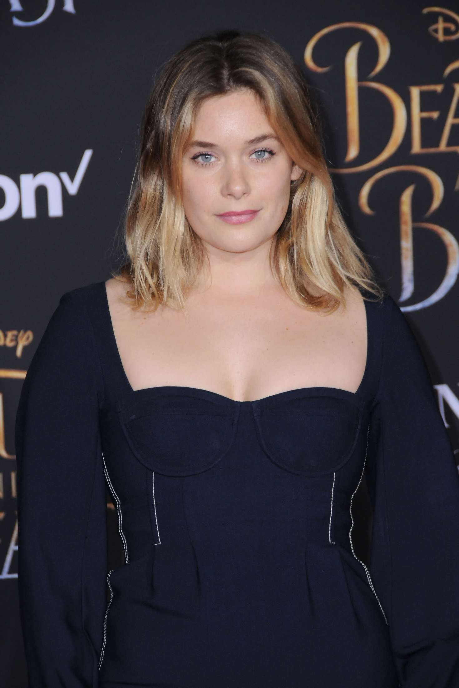 Rachel Keller - 'Beauty and the Beast' Premiere in Los Angeles