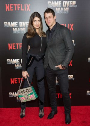 Rachel Levin - 'Game Over, Man!' Premiere in Los Angeles