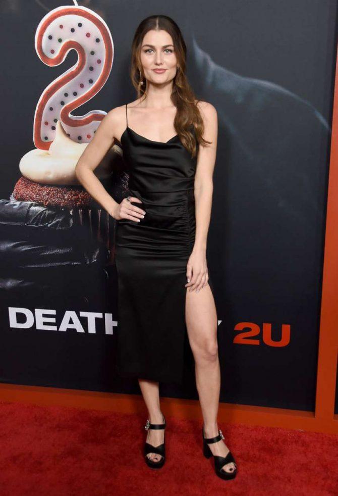 Rachel Matthews - 'Happy Death Day 2U' Screening in Hollywood
