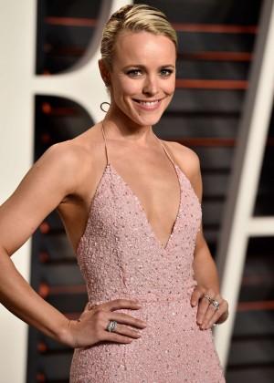 Rachel McAdams - 2016 Vanity Fair Oscar Party in Beverly Hills
