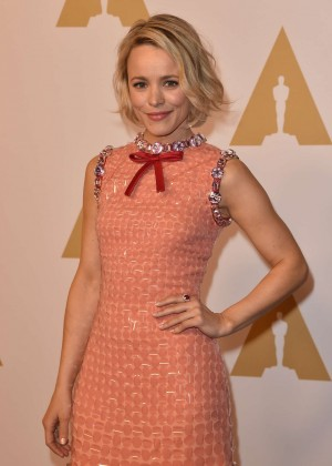 Rachel McAdams - 88th Annual Academy Awards Nominee Luncheon in Beverly Hills