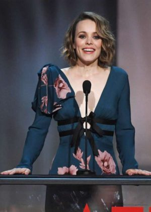 Rachel McAdams - AFI Life Achievement Award 2017 in Los Angeles