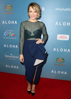 Rachel McAdams - 'Aloha' Screening in West Hollywood
