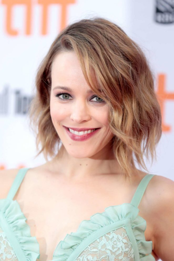 Rachel McAdams - Disobedience premiere at the 2017 Toronto International FF