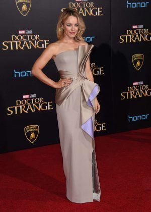 Rachel McAdams - 'Doctor Strange' Premiere in Hollywood Rachel Mcadams Dating