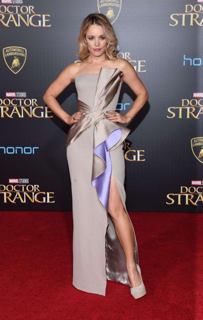Rachel McAdams - 'Doctor Strange' Premiere in Hollywood