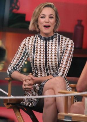 Rachel McAdams - 'Good Morning America' in NYC