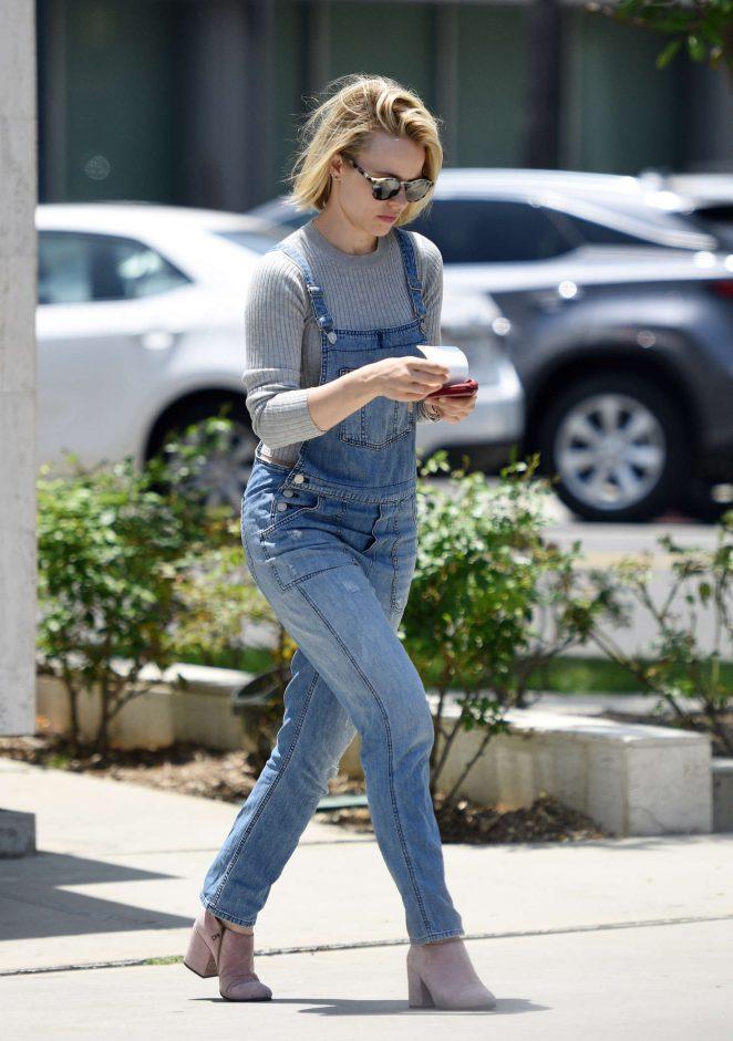 Rachel McAdams in Jeans out in LA