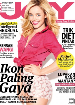 Rachel McAdams - Joy Indonesia Magazine (May 2015)