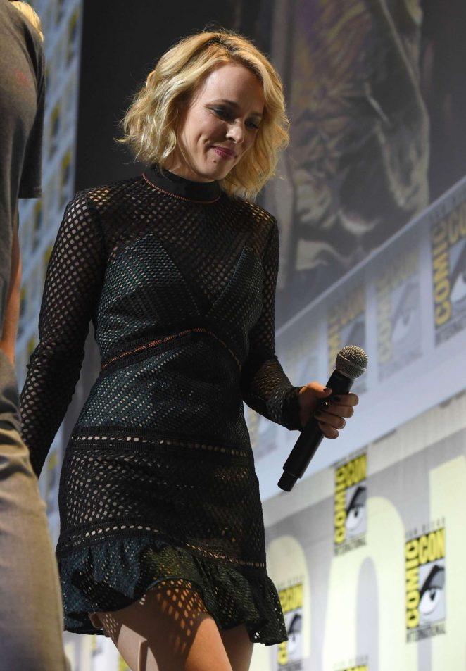 Rachel McAdams - Marvel Studios Presentation at Comic-Con International 2016 in San Diego