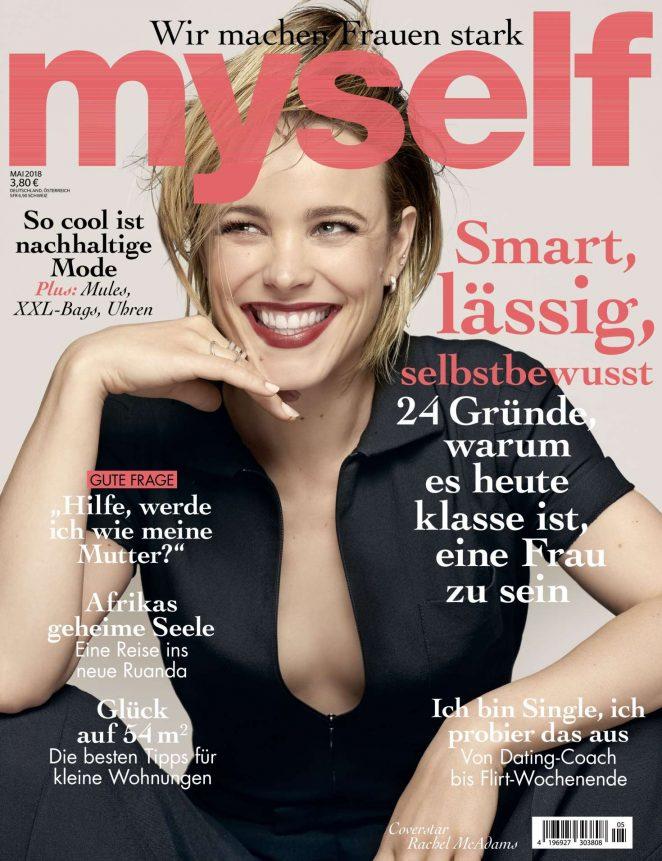 Rachel McAdams - Myself Cover Magazine (May 2018)