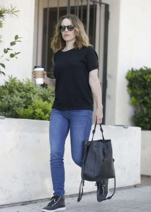 Rachel McAdams - Shopping in Los Angeles