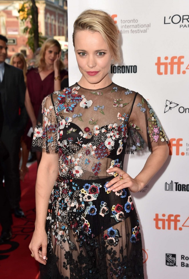 Rachel McAdams - 'Spotlight' Premiere at 2015 TIFF in Toronto