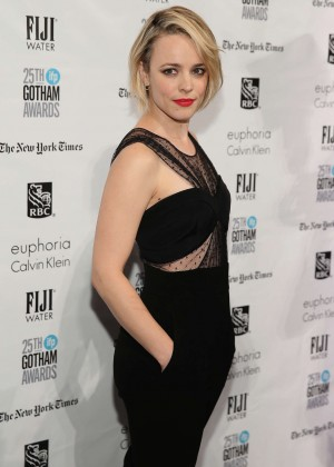 Rachel McAdams - The 25th IFP Gotham Independent Film Awards in NY
