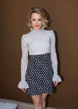Rachel McAdams - 'True Detective' Press Conference in Beverly Hills