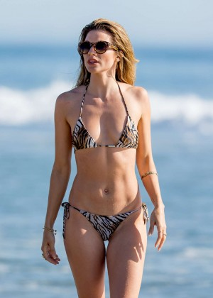 Rachel McCord in Bikini in LA