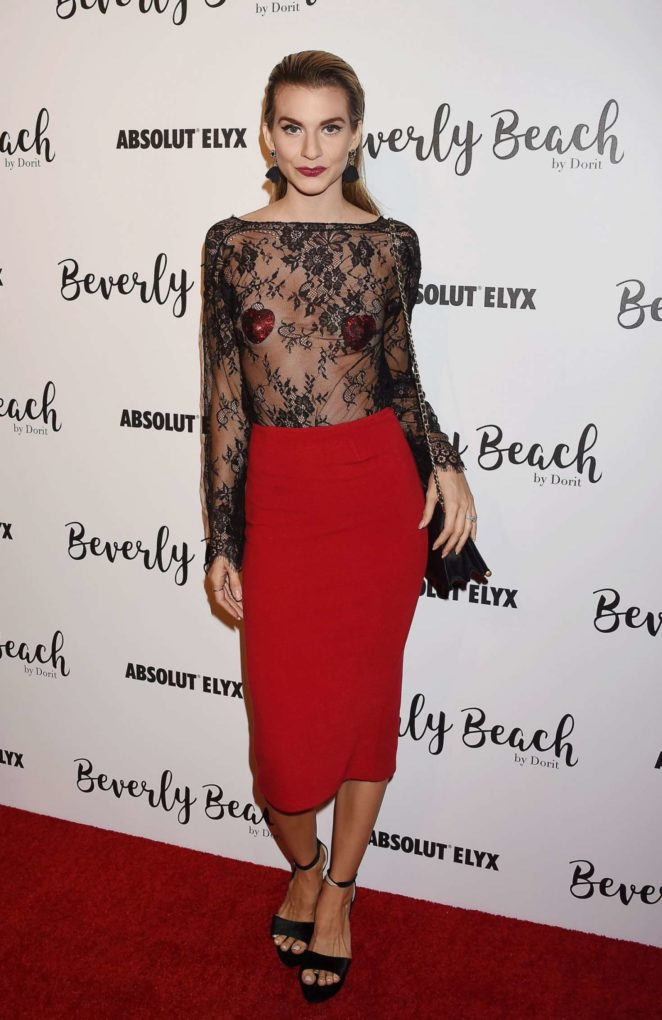 Rachel Mccord - Dorit Kemsley Hosts Preview Event For Beverly Beach By Dorit in Culver City