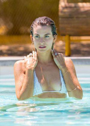 Rachel Mccord In Bikini At 2017 Coachella Music Festival