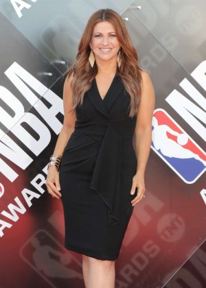Rachel Nichols - 2018 NBA Awards in Santa Monica