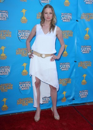 Rachel Nichols - 2015 Saturn Awards in Burbank