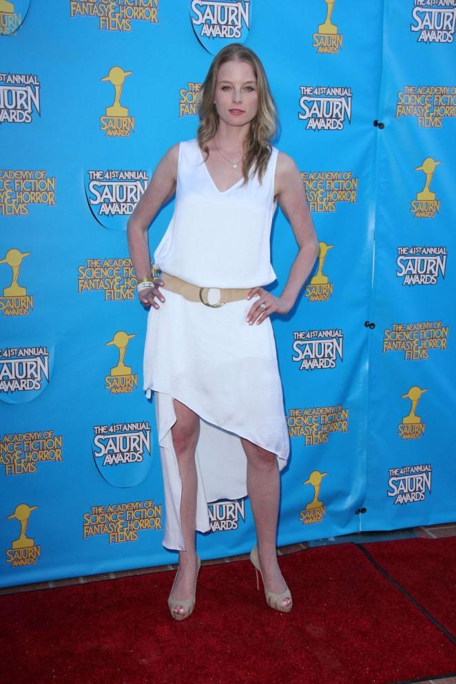 Rachel Nichols – 41st Annual Saturn Awards in Burbank