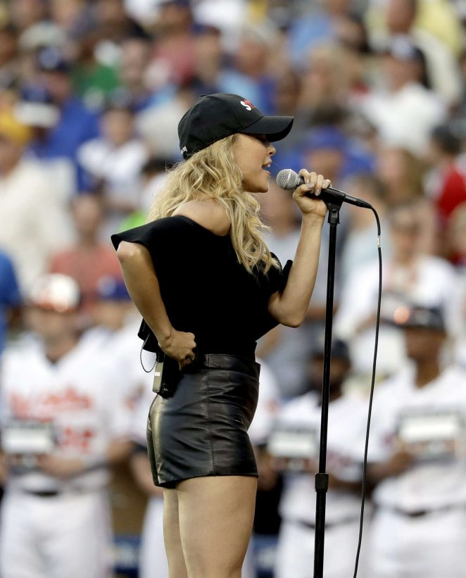 Rachel Platten - MLB All-Star Game in San Diego