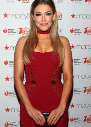 Rachel Platten - The American Heart Association's Go Red For Women Red Dress Collection in NY
