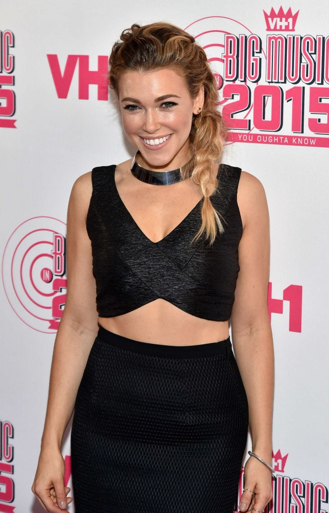 Rachel Platten - VH1 Big Music in 2015 'You Oughta Know' Concert in NY