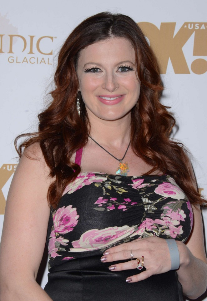 Rachel Reilly - OK! Magazine's Pre-Grammy Event 2016 in Hollywood