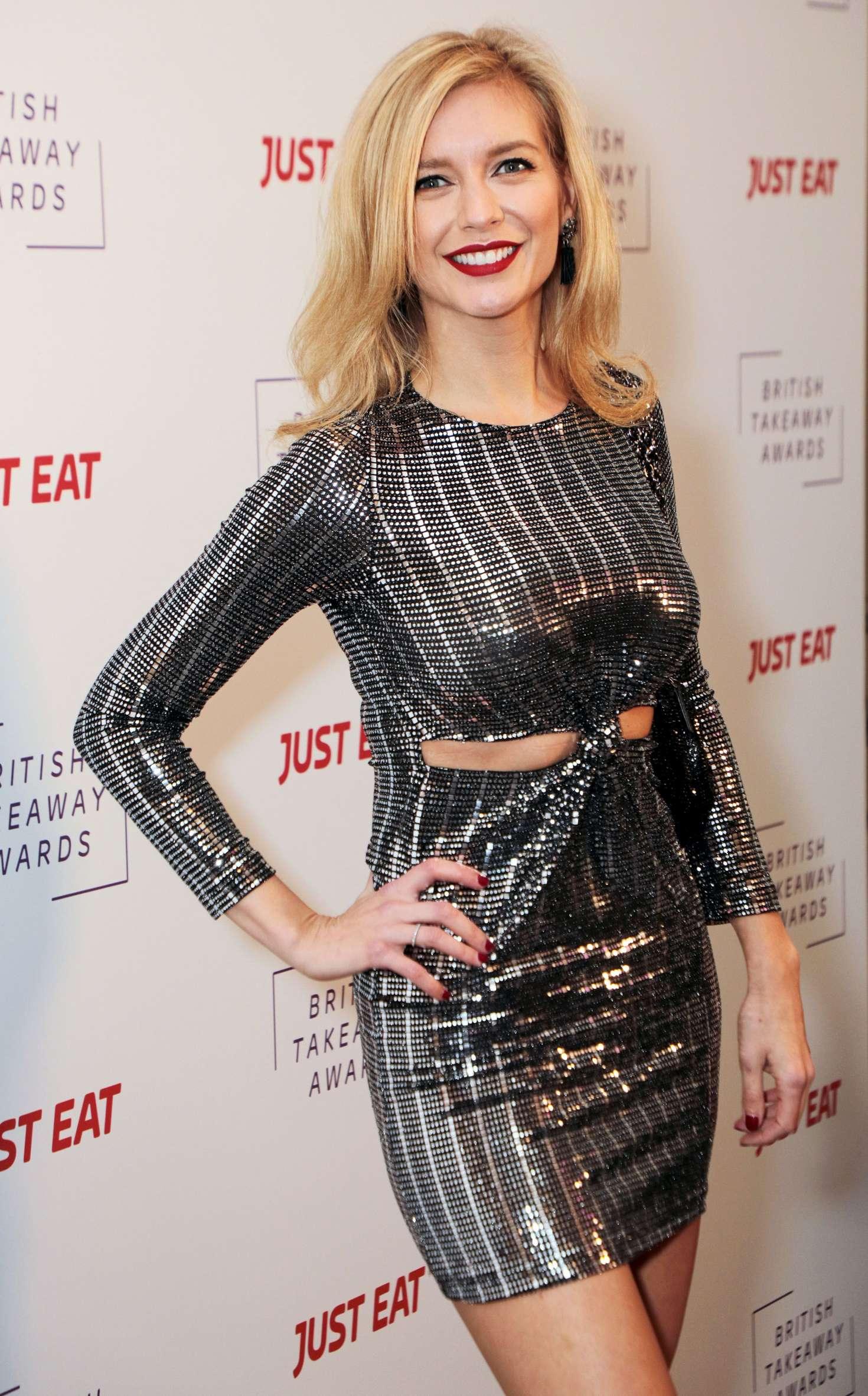 Rachel Riley - 2018 British Takeaway Awards in London