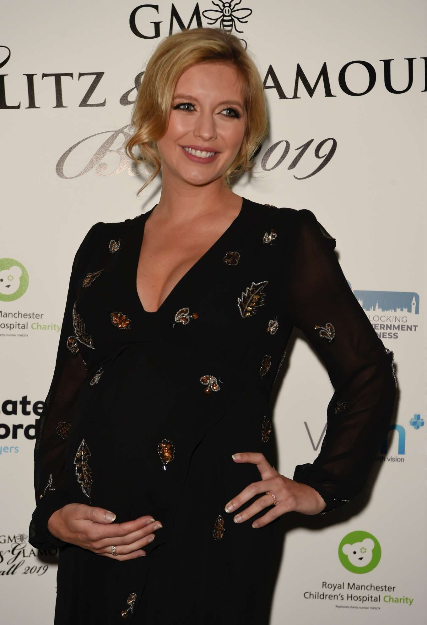 Rachel Riley - 2019 Greater Manchester Police Charity Ball in Manchester