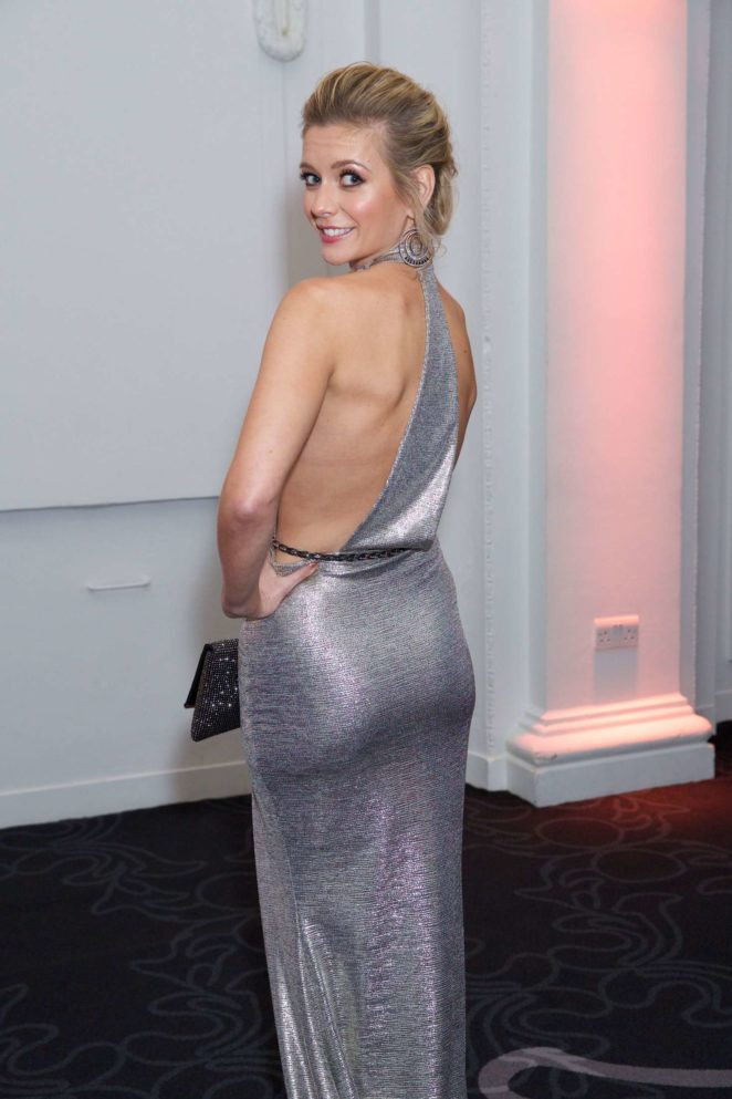 Rachel Riley - Grassroots Soccer Annual Charity Gala in London
