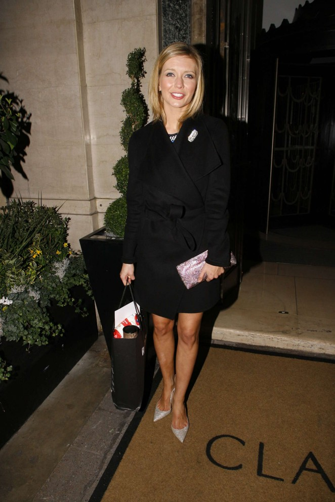 Rachel Riley - Radio Times Cover Party in London