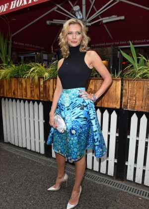 Rachel Riley - The Self Esteem Team Book Launch Party in London