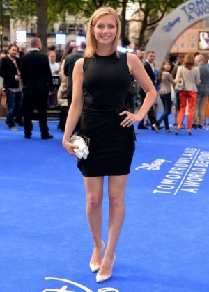 Rachel Riley - 'Tomorrowland' Premiere in London