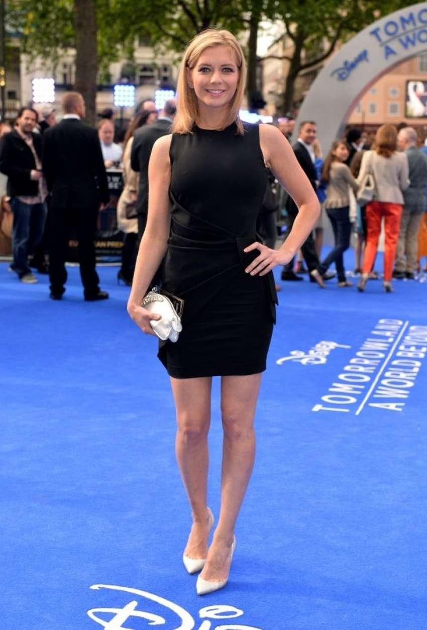 Rachel Riley Tomorrowland Premiere In London
