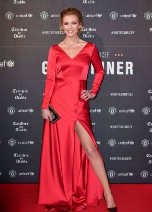 Rachel Riley - United For Unicef Gala in Manchester