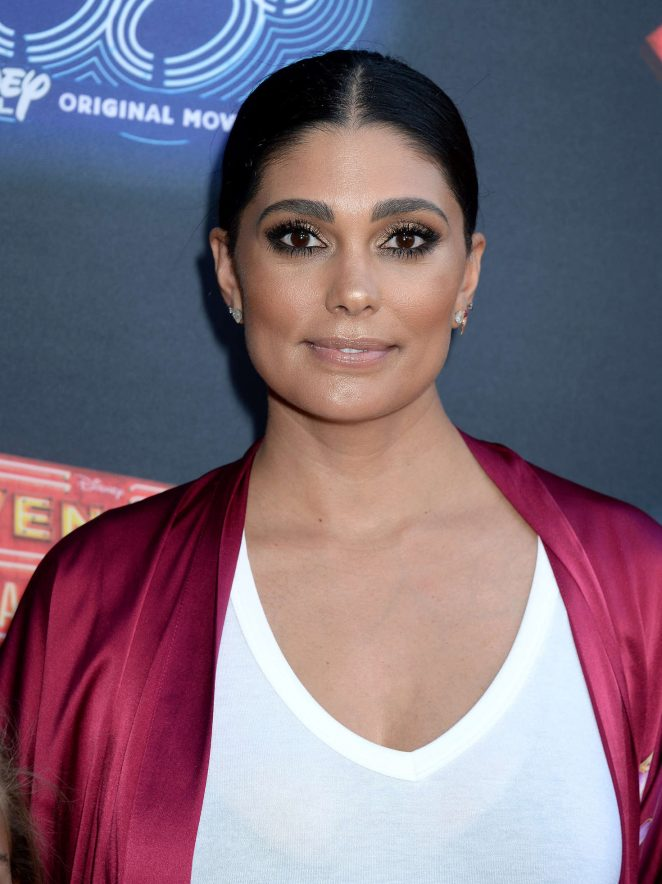 Rachel Roy - 'Adventures In Babysitting' Premiere in LA