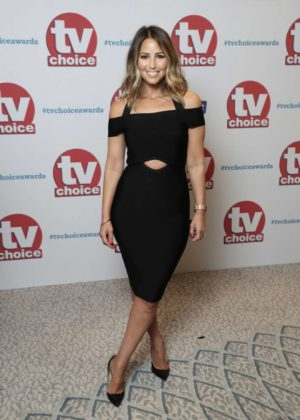 Rachel Stevens - 2017 TV Choice Awards in London