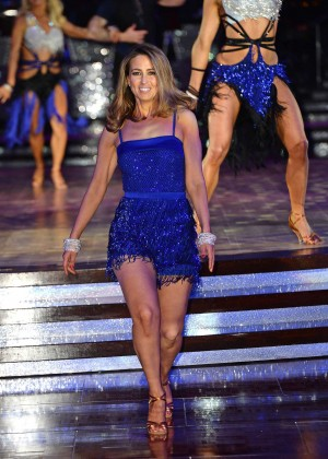 Rachel Stevens at Strictly Come Dancing - The Live Tour Photocall in Birmingham