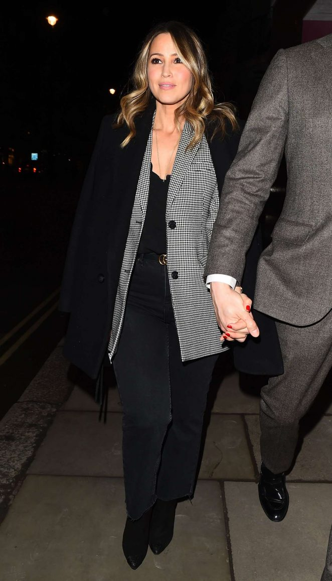 Rachel Stevens - InterTalent's Launch Celebration at BAFTA in London