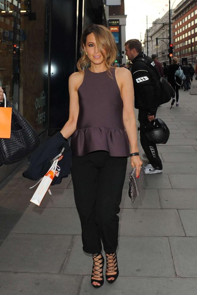 Rachel Stevens: New Folli Follie Flagship Store on Oxford St Launch -06