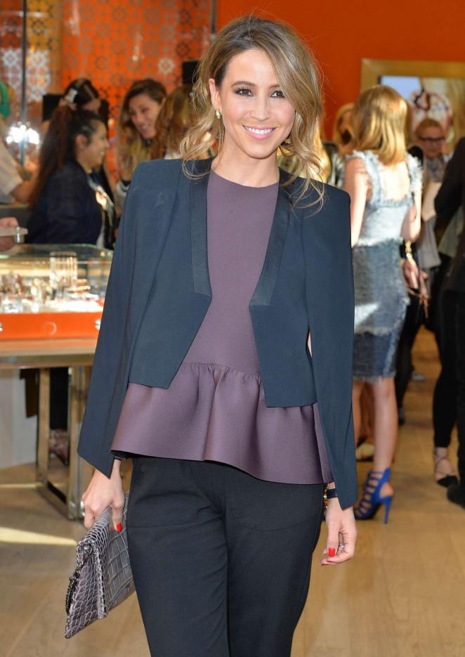 Rachel Stevens - New Folli Follie Flagship Store on Oxford St Launch in London