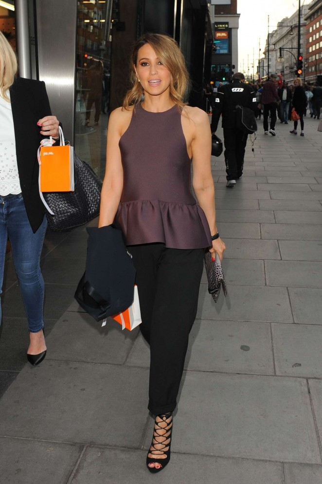 Rachel Stevens: New Folli Follie Flagship Store on Oxford St Launch -13