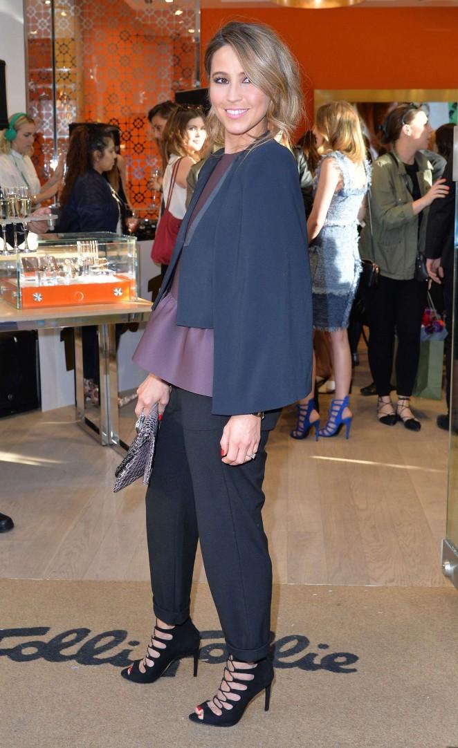 Rachel Stevens: New Folli Follie Flagship Store on Oxford St Launch -25