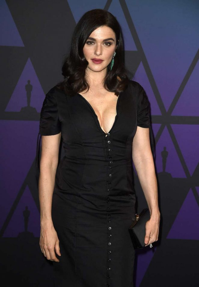 Rachel Weisz – 2018 Governors Awards in Hollywood
